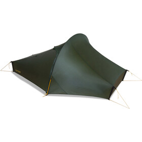 Nordisk Telemark 1 Light Weight Tiendas de campaña, forest green